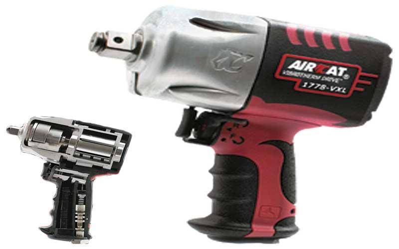 AIRCAT Drive Impact Wrench