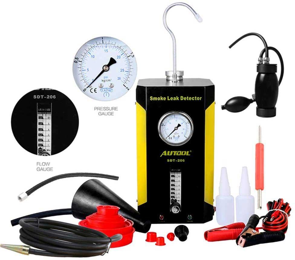 Autool Car Fuel leak detector review