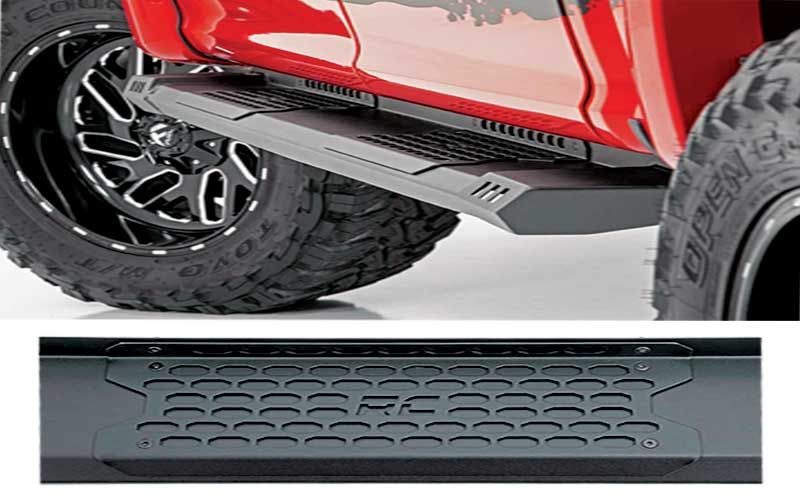 Rough Country - HD2 Running Board Review