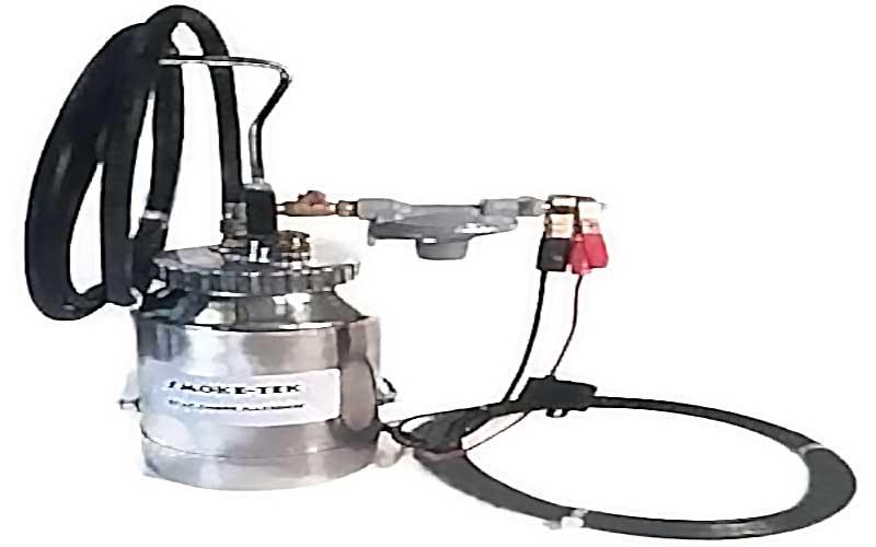 Smoke Tek Smoke Machine review