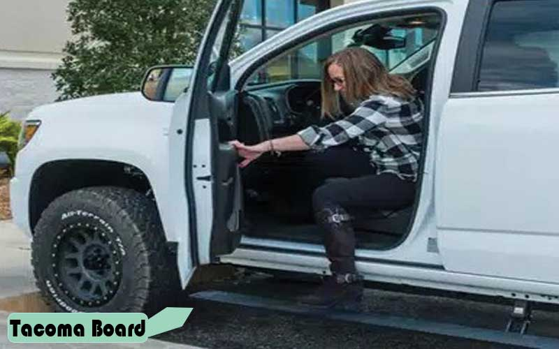 Best Running  Board Suggestion । Tacoma