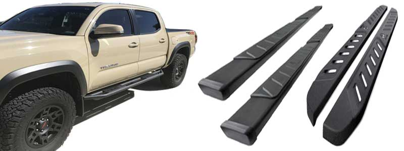 Best Tacoma Running Board