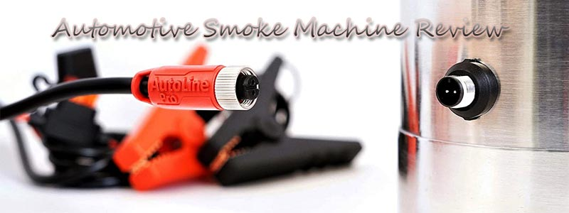 ive Smoke Machine Review