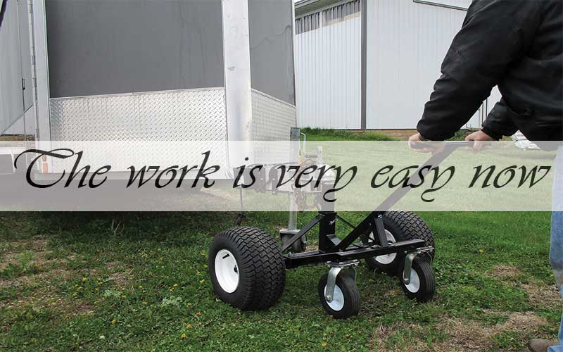 Use system of Tow Dolly