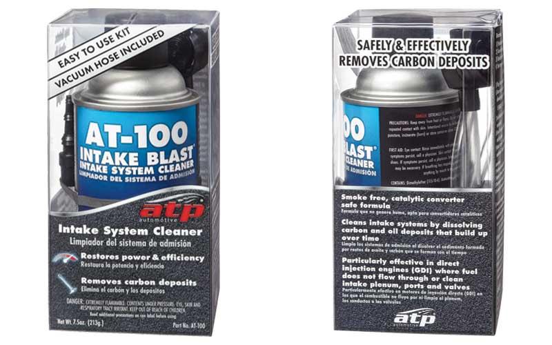 ATP AT-100 Intake Blast System Cleaner