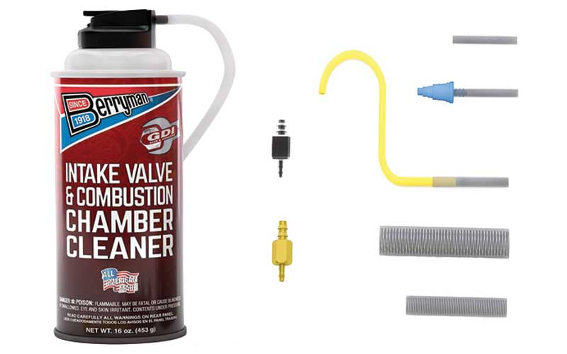 Berryman Valve and Combustion Chamber Cleaner
