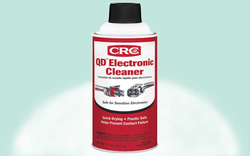 CRC 05103 QD electronic cleaner Review