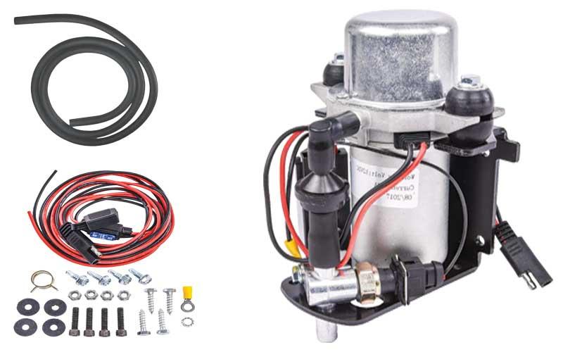 Leed brakes bandit series vacuum pump