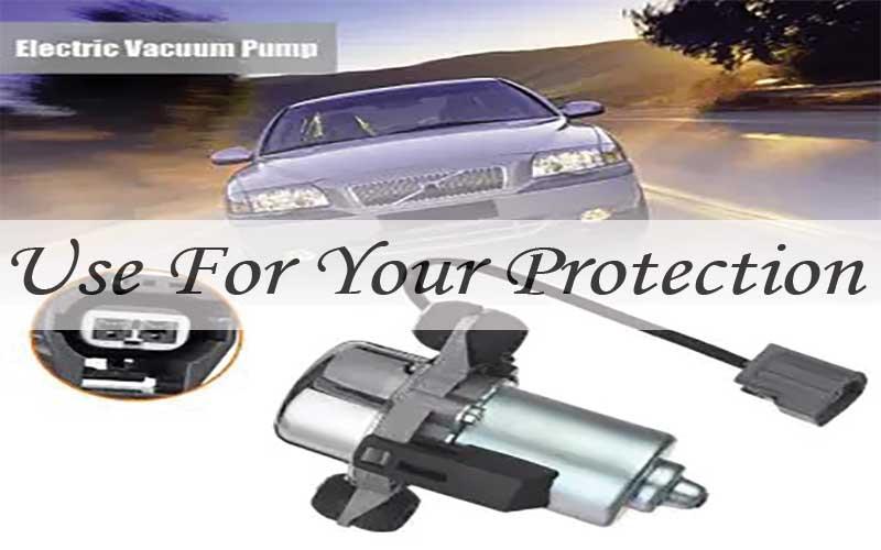 Best vacuum pump use for car